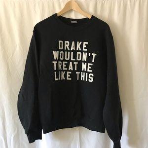 Tops - Break up sweatshirt